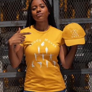 Yellow T-shirt Woman
