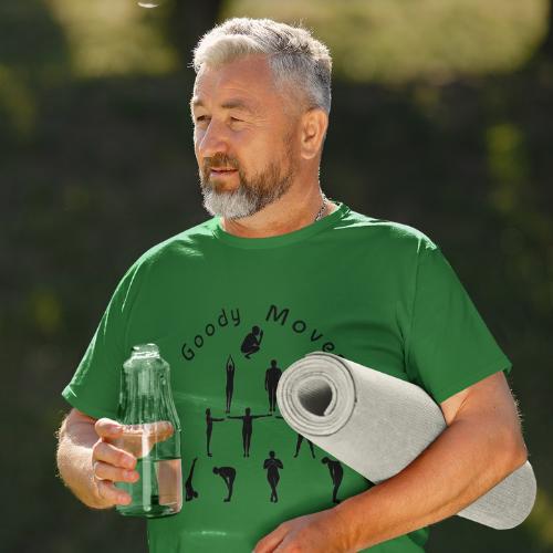 Green Goody Moves T-Shirt